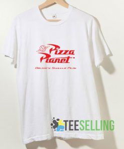 Pizza Planet Delivery T shirt Adult Unisex Size S-3XL