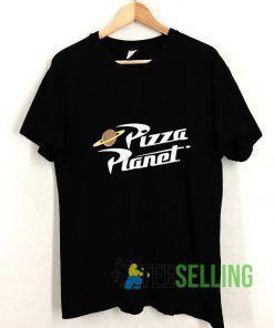 Pizza Planet Logo T shirt Adult Unisex Size S-3XL