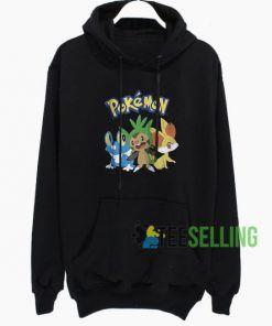 Pokemon Hoodie Adult Unisex