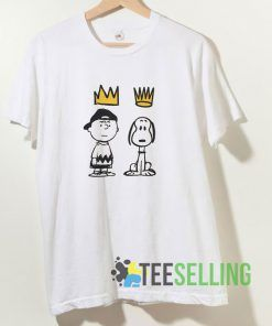 Snoopy T shirt Adult Unisex Size S-3XL
