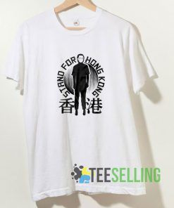 Stand For Hong Kong T shirt Adult Unisex Size S-3XL