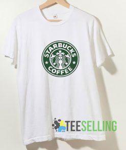 Starbucks Coffee T shirt Adult Unisex Size S-3XL