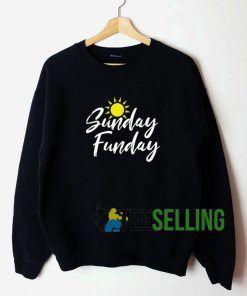 Sunday Funday Summer Sweatshirt Unisex