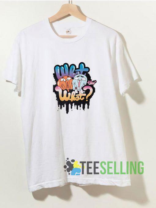 The Amazing World T shirt Adult Unisex Size S 3XL