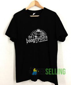 The Boogeymen Of New England T shirt Adult Unisex Size S-3XL