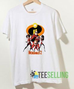 The Incredibles T shirt Adult Unisex Size S-3XL