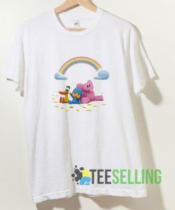 The Rainbow Toddler T shirt Adult Unisex Size S-3XL
