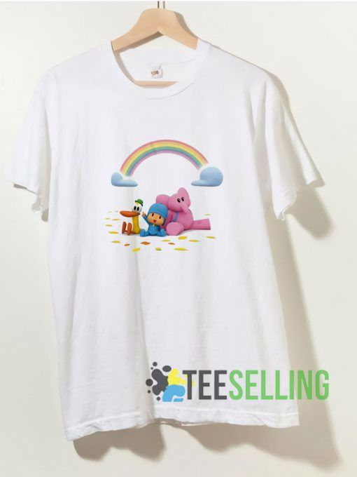The Rainbow Toddler T shirt Adult Unisex Size S 3XL