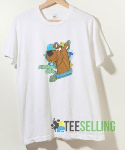 USED Scooby Doo T shirt Adult Unisex Size S-3XL