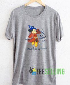 Walt Disney World 25th T shirt Adult Unisex Size S-3XL
