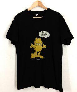 Who Cares T shirt Adult Unisex Size S-3XL