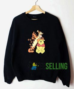 Winnie The Pooh Sweatshirt Unisex