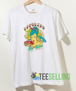 Womens Ramblers T shirt Adult Unisex Size S-3XL