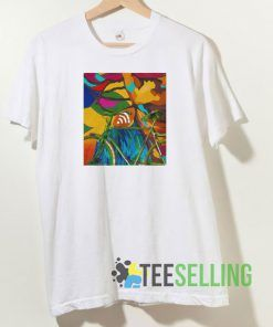 Abstract Art T shirt Adult Unisex Size S-3XL