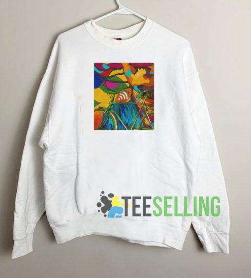 Abstract Art Sweatshirt Unisex Adult