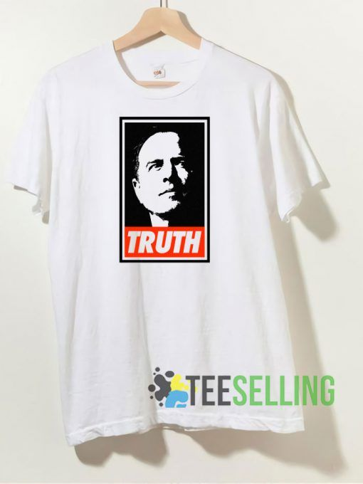 Adam Schiff Truth T shirt Adult Unisex Size S 3XL