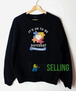 Autism Awareness Sweatshirt Unisex Adult
