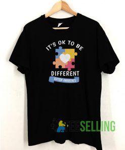 Autism Awareness T shirt Adult Unisex Size S-3XL