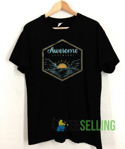 Awesome Adventure T shirt Adult Unisex Size S-3XL