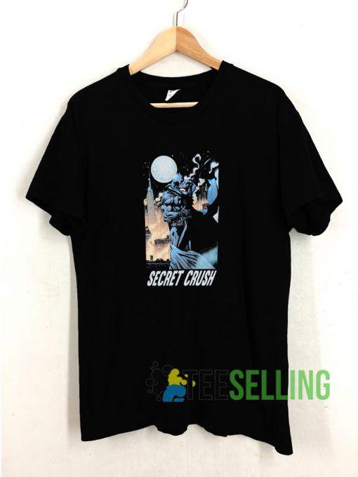 Batman Secret Crush T shirt Adult Unisex Size S-3XL
