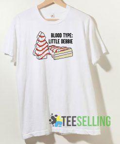 Christmas Little Debbie T shirt Adult Unisex Size S-3XL