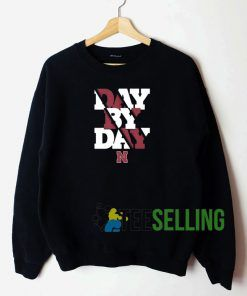 Day By Day Sweatshirt Unisex Adult