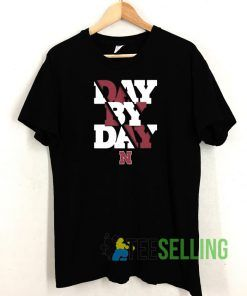 Day By Day T shirt Adult Unisex Size S-3XL