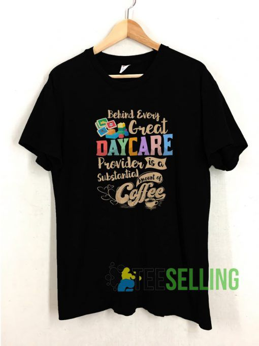 Daycare Provider T shirt Adult Unisex Size S-3XL