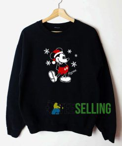 Enjoy this Mickey Mouse Sweatshirt Unisex Adult