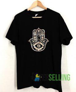 Hamsa T shirt Adult Unisex Size S-3XL