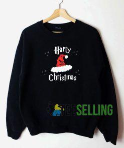 Harry Christmas Sweatshirt Unisex Adult