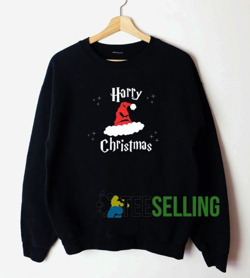 Harry Christmas Sweatshirt Unisex Adult