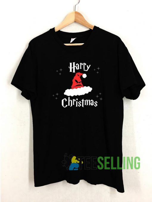 Harry Christmas T shirt Adult Unisex Size S 3XL