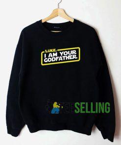 I Am Your Godfather Sweatshirt Unisex