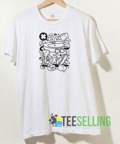 Lab Robot Monster T shirt Adult Unisex Size S-3XL