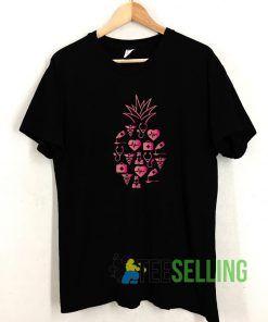 Nurse Appreciation Pineapple T shirt Adult Unisex Size S-3XL