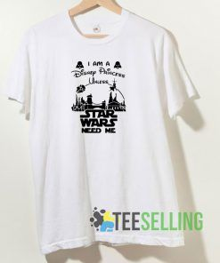 Star Wars Need Me T shirt Adult Unisex Size S-3XL