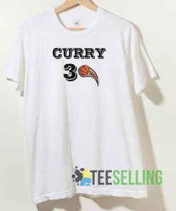 Stephen Curry T shirt Adult Unisex Size S-3XL