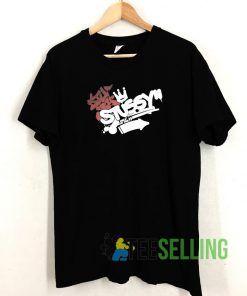 Stussy T shirt Adult Unisex Size S-3XL