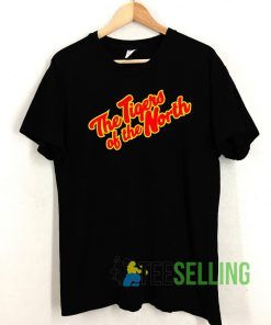 The Tigers Of The North T shirt Adult Unisex Size S-3XL