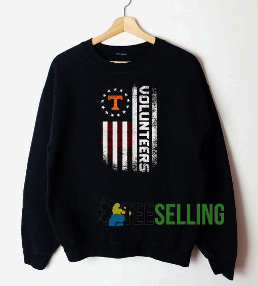 Volunteers American Sweatshirt Unisex Adult