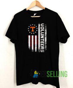 Volunteers American T shirt Adult Unisex Size S-3XL