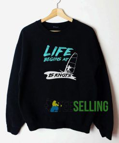 Windsurfer Sweatshirt Unisex Adult