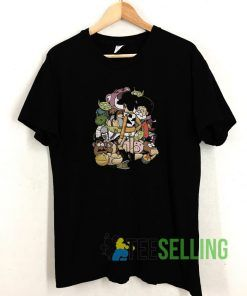 Coco And Disney Kid T shirt Adult Unisex Size S-3XL
