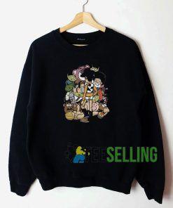 Coco And Disney Kid Sweatshirt Unisex Adult