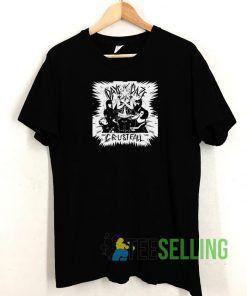 Days N Daze Crustfall T shirt Adult Unisex Size S-3XL