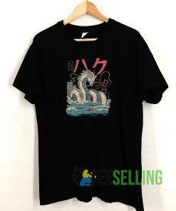 Haku Kaiju T shirt Adult Unisex Size S-3XL