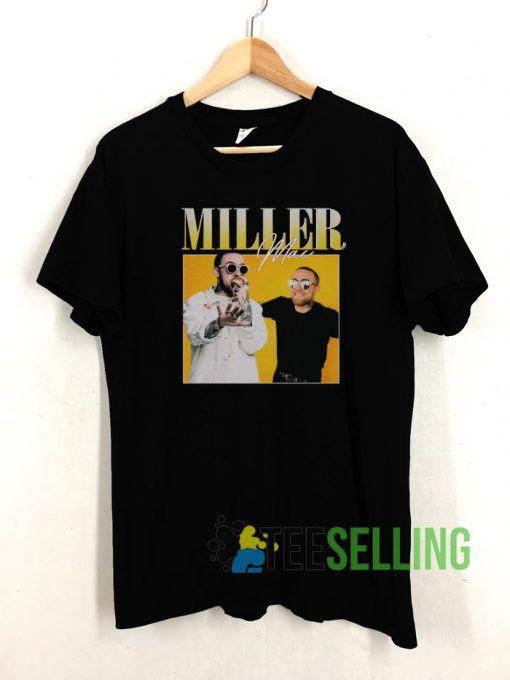 Mac Miller T shirt Adult Unisex Size S 3XL