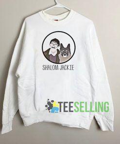 Shalom Jackie Sweatshirt Unisex Adult