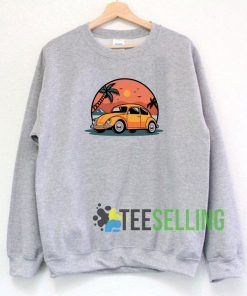 Summer Holiday Sweatshirt Unisex Adult